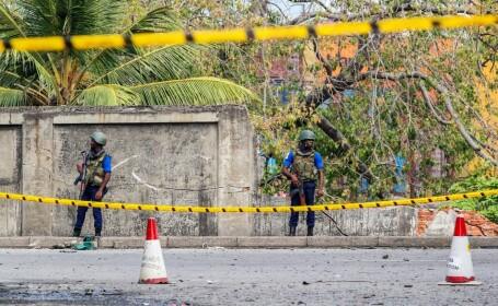 Explozie la o judecătorie din Sri Lanka. Bomba ar fi fost plasată într-un container de gunoi