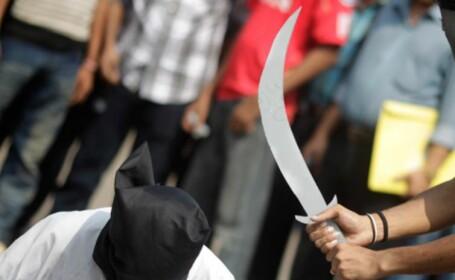 Execuție în masă în Arabia Saudită