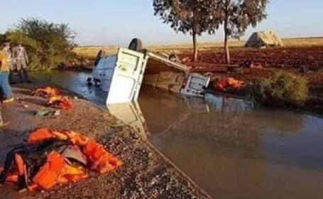 Accident cu 16 morți și zeci de răniți, în Maroc