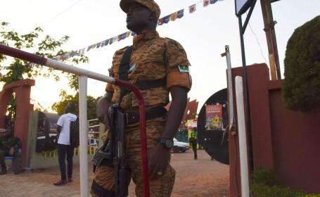 Atac armat într-o biserică, în Burkina Faso