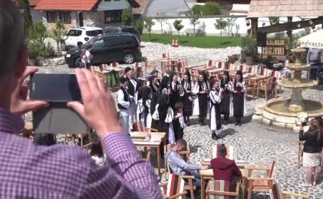 Satele românești care au cucerit turiștii. Au sărbătorit Paște cu tradiții autentice