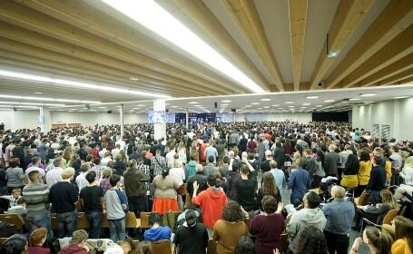 Locul de unde s-a răspândit coronavirusul în Franța. 2000 de oameni au participat la o slujbă religioasă