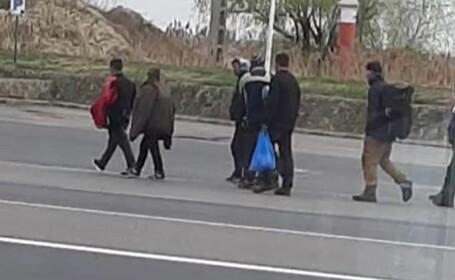 Noua metoda folosita de românii care intră în țară pentru a păcăli autoritățile. 57.000 au venit din Italia în martie