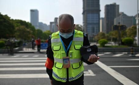 Toată China a păstrat 3 minute de reculegere în memoria victimelor COVID-19 -2-