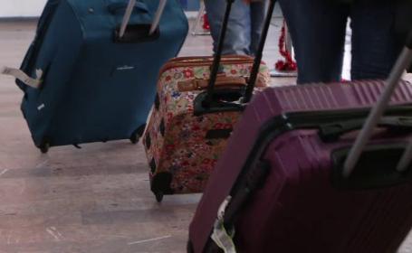 Sute de români din statele aflate în zona roșie de risc a Europei au sosit la Cluj-Napoca