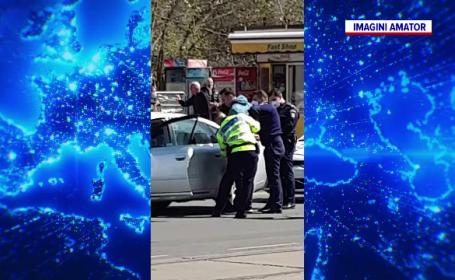 Șofer imobilizat după un control de rutină. Care este motivul