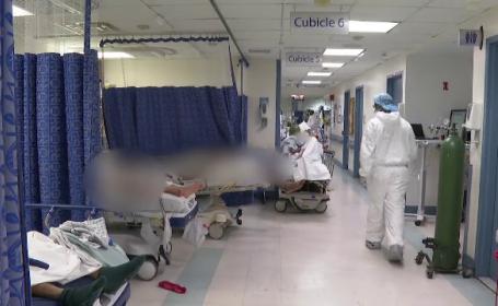 """SUA abia mai țin pasul cu victimele coronavirusului. Se iau în calcul """"înmormântări temporare"""""""