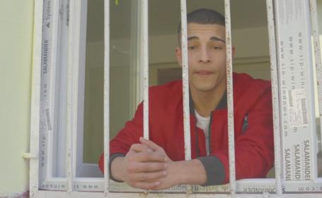 """Deținuții fac apel la populație să stea în case: """"Cum rezistăm noi, aşa puteţi rezista şi voi"""""""