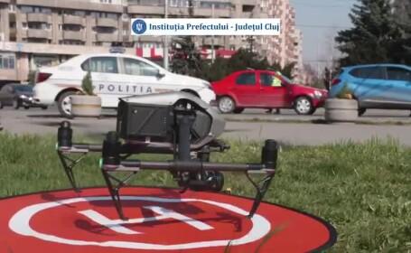 drona cluj
