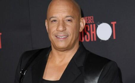 Vin Diesel caută o schimbare radicală – de la filme la muzica, actorul vrea să lanseze un album