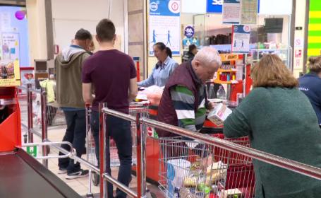 Program special pentru magazine, înainte de Paștele Catolic și cel Ortodox