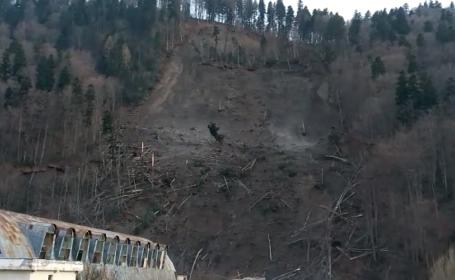 Ce spune Familia Regală despre alunecarea de teren din Azuga. Terenul aparținea Regelui Mihai