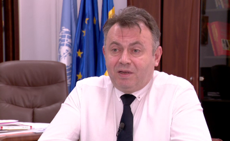 """Ministrul Sănătății, despre criza din spitale: """"Vom avea pierderi, inclusiv din corpul medical\"""