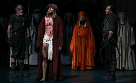oberammergau patimile lui hristos teatru