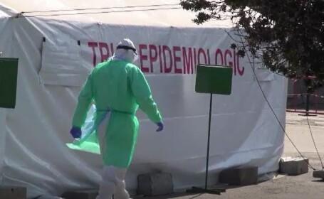 Spitalul din Deva a ieşit din carantină. 240 de medici şi angajați intră de azi în spital