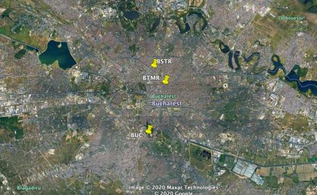 Pandemia de Covid-19 a redus zgomotul seismic în București. Ce înseamnă acest lucru