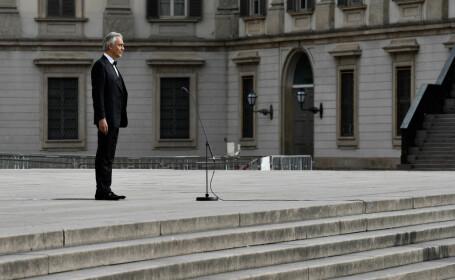 Andrea Bocelli a susținut un concert inedit în Domul din Milano, transmis live pe internet