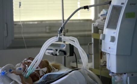 pacient ventilat mecanic
