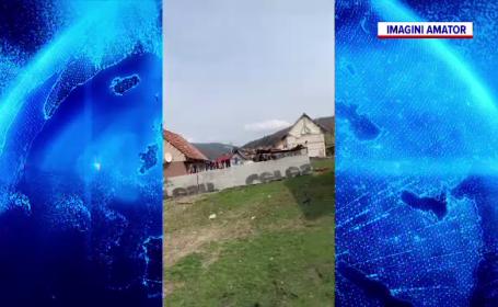 Incident violent în Brașov: jandarmi atacați cu pietre de suspecți de furt