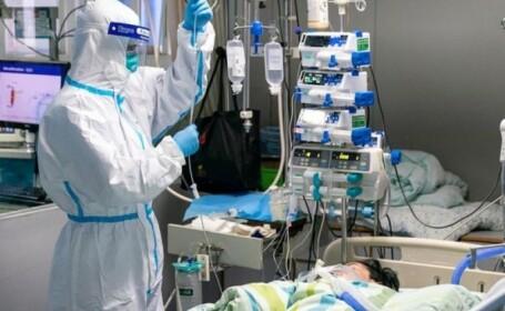 Medic detașat la cerere la Suceava, despre coșmarul trăit de pacienți: Este înspăimântător să stai singur