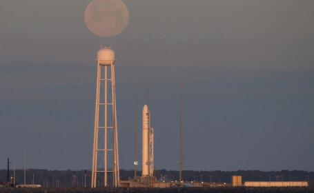 NASA vrea să construiască un radiotelescop pe partea nevăzută a Lunii