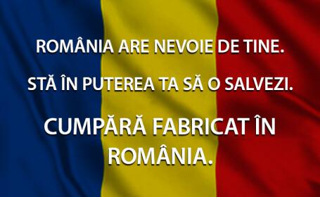 (P) Cumpără fabricat în România