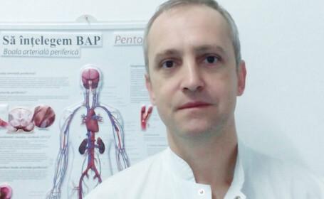 Medicul cu Covid-19 din Pitești care a refuzat să fie testat și a închis secția de chirurgie a spitalului