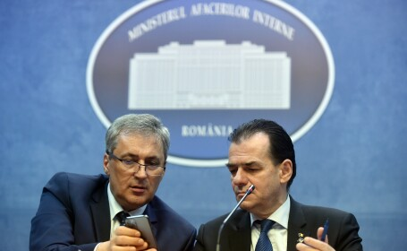 Orban, despre acordul dintre MAI și Patriarhie: \'\'Numai cine nu munceşte nu greşeşte\