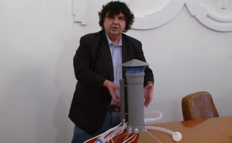 Dispozitiv revoluționar, inventat de Universitatea Politehnica Timișoara în lupta cu coronavirusul