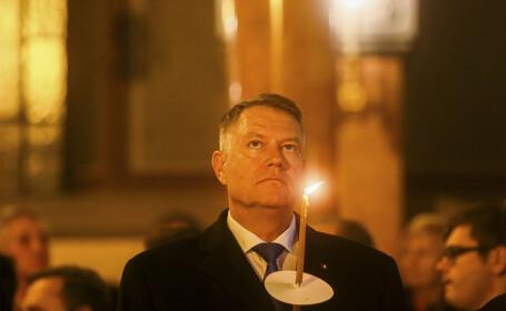 Președintele Iohannis: În noaptea de Înviere, fiecare creștin poate să meargă la biserică