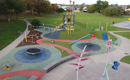 parc fara copii
