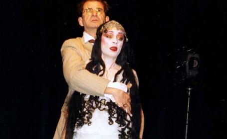 Spectacolul La Tiganci, difuzat online, joi, pe site-ul Teatrului Odeon