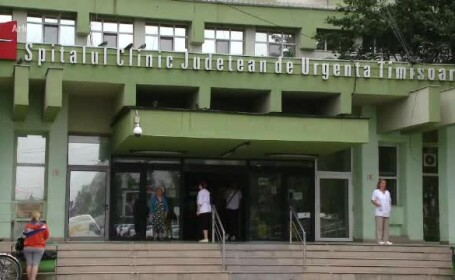 Un pacient care aștepta rezultatul pentru testul Covid 19 a fugit din spital, la Timișoara