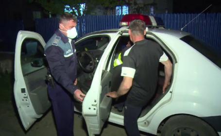 Un bărbat a fost înjunghiat de unchiul său, într-o comună din Dâmbovița