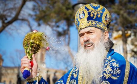 ÎPS Teodosie cere preoților din Constanța să meargă pe câmp și să facă slujbe special pentru ploaie