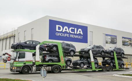 Ministrul Economiei: Dacia și Ford vor reporni producția de autovehicule pe 4 mai
