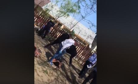 Șeful Poliției Bolintin Vale a fost demis și are dosar penal după ce a bătut un bărbat