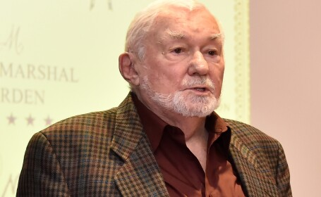 Regizorul Mircea Mureşan a murit la 91 de ani