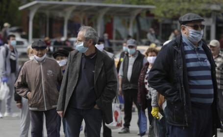 masca de protectie, coronavirus