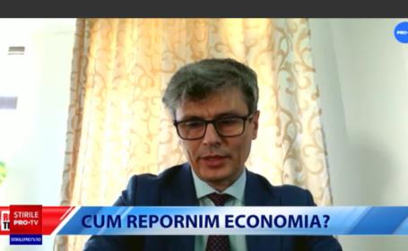 """Cum se va schimba economia după starea de urgență. Ministrul Economiei: """"România poate să facă acest lucru"""""""