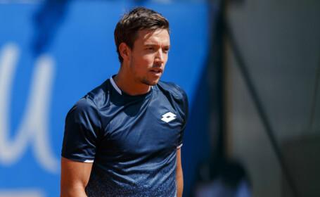 Un campion de la Roland Garros munceşte pentru 450 de euro într-un supermarket în Germania. Cum s-a ajuns aici