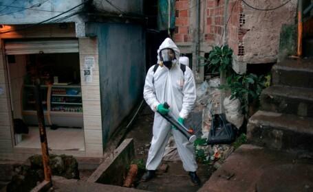 Autoritățile din Brazilia au început să sape gropi comune - 3