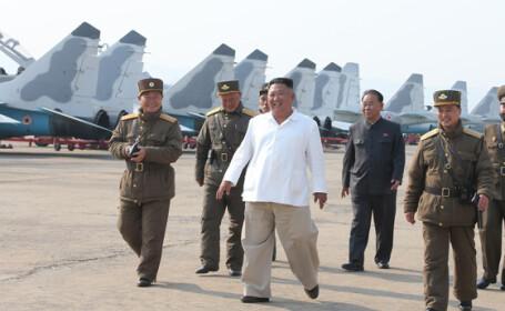 Ultimele imagini oficiale cu liderul nord-coreean Kim Jong-un - 14