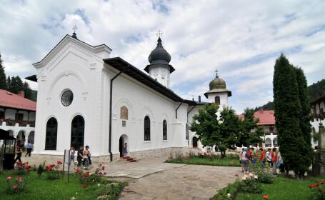 Mănăstirea Agapia