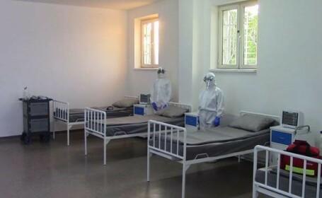 Arestat preventiv, infectat cu Covid-19. Unde va fi tratat