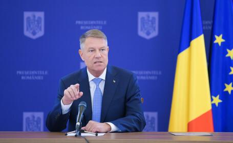 """Proiectul de """"reconstrucție a României"""", anunțat de Iohannis: """"Va ieși cu bine din criză"""""""