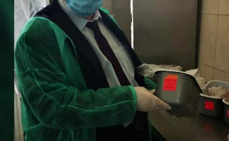 Mizerie de nedescris în centrele de carantină din Craiova. Ce au găsit inspectorii ANPC