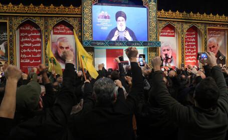 Germania interzice Hezbollah pe teritoriul său şi a desemnat-o drept organizaţie teroristă