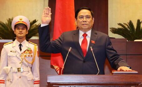 Noul premier al Vietnamului a studiat în România și a lucrat la ambasada din București