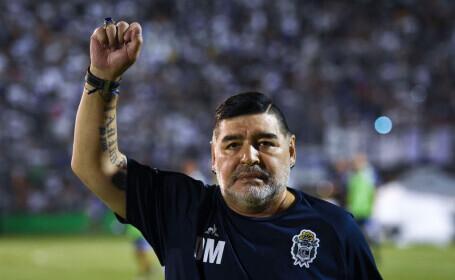 """Acuzații dure după decesul lui Maradona: """"A fost abandonat, a murit singur"""""""